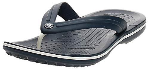 crocs Unisex-Erwachsene Crocband Flip Flop Zehentrenner, Navy, 41/42 EU