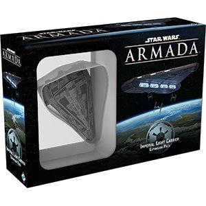 Fantasy Flight Games FFGD4322 Star Wars: Armada-Imperialer Leichter Träger