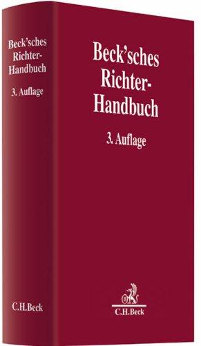 Beck'sches Richter-Handbuch