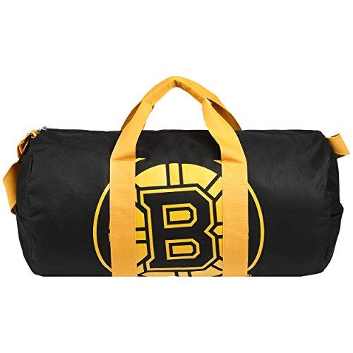 FOCO NHL Boston bruinsvessel Lauf Duffle Bag, Boston Bruins, One Size