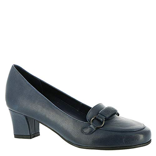 David Tate Womens Perky Closed Toe Classic Pumps, Blue, Size 8.5