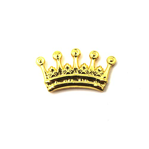 Occult Pins: Cool, Dark, Funny, Anime, Music, TV & Movie, Cartoon, Art & More! (The Five Point Crown Pin)