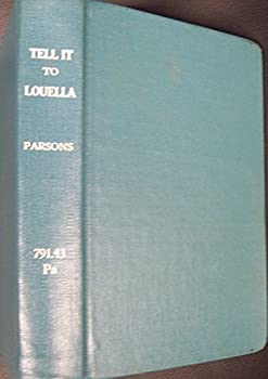Hardcover Tell it to Louella Book