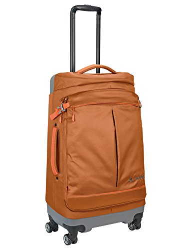 Vaude Melbourne Unisex Outdoor Luggage Bag available in Autumnal - 90 Litres