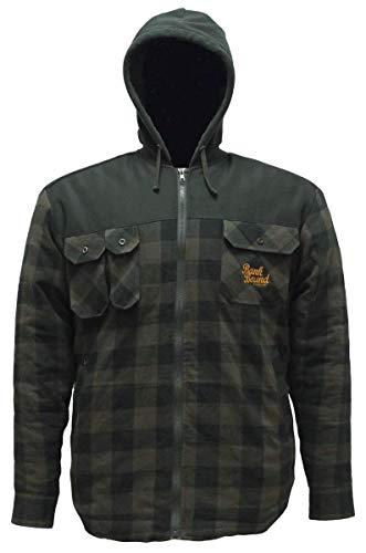 Prologic Veste Homme Bank Bound Shirt - KAKI - Khaki, L