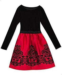 Rare Editions Special Occasion Empire Waist Dress For Girls