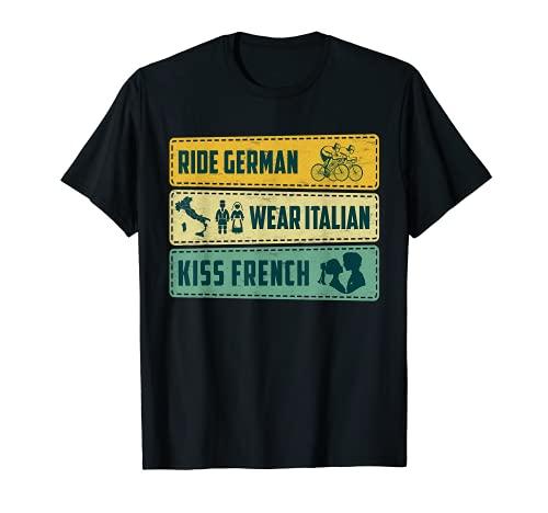 kiss french ride italian - 2