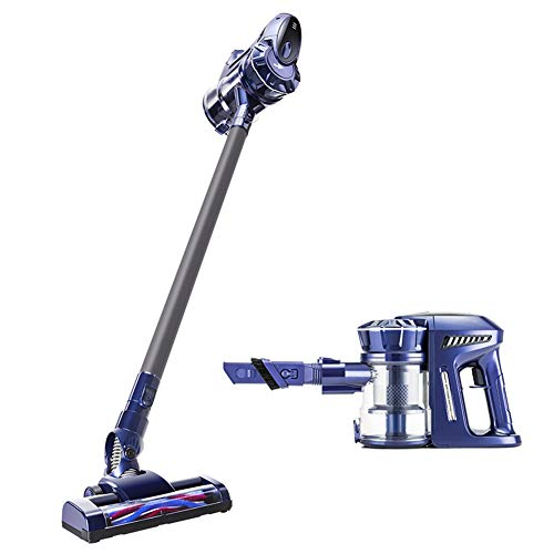 New Cordless Vacuum Cleaner, Lightweight Stick Handheld Vacuum, Powerful Bagless Portable Low-Noise ...