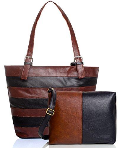 Mammon Women Handbag and Sling Bag Combo