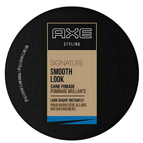 AXE Styling Smooth Look Shine Pomade 2.64 oz ( Pack of 2)