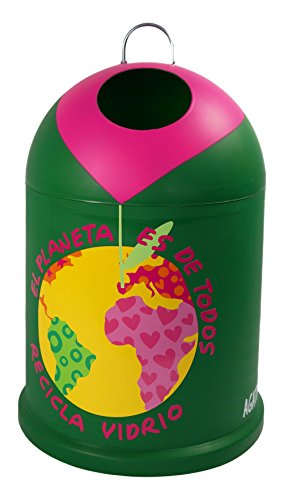 Miniglú AGATHA RUIZ DE LA PRADA Planeta, Plástico, Verde 45x29 cm