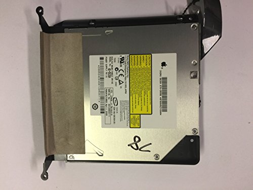 Apple Mac Slot Loader für iMac A1225/A1224Sony Optiarc ad-5630a PATA IDE CD/DVD Optisches Laufwerk Brenner DVDRW 678–0555B/678–0555A für 50,8cm & 61cm 2007/2008PATA Anschlüsse
