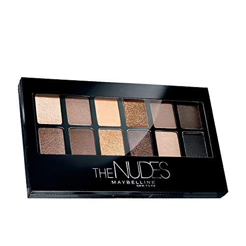 MAYBELLINE The Nudes Palette In The Nudes - 12 Shades