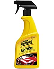 Formula 1 High Performance Carnauba Fast Wax 473 ml