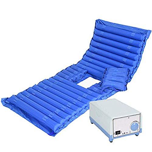 JTYX CUSHIONS Opblaasbare matras Anti-Decubitus voor Ziekenhuis Huishoudens Waterdicht Comfortabele Ademende Single Patient Care Luchtmatras