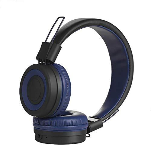 Mazu Homee Auriculares de juego, auriculares inalámbricos Bluetooth, juego de música Correr Edge, adecuado para PC y PlayStation
