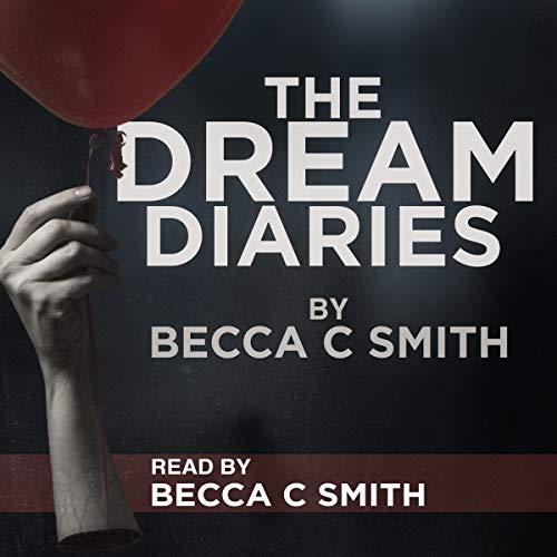 The Dream Diaries audiobook cover art