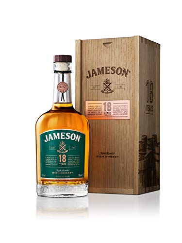 JAMESON 18 Years Old - vol. 43% - 70cl (gift box)