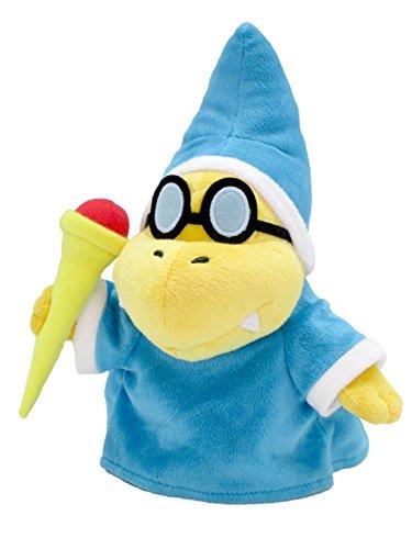 Sanei Super Mario All Star Collection AC39 Magikoopa/Kamek Stuffed Plush, 8'