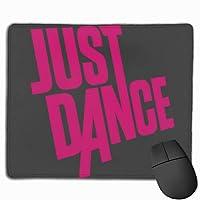 ただ踊れ マウスパッド ノンスリップ 防水 高級感 習慣 パターン印刷 ゲーミング ホビー 事務 おしゃれ 学習