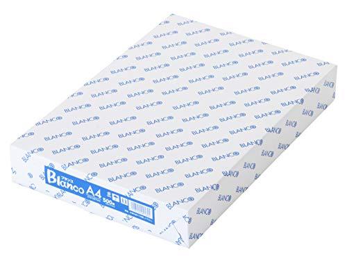 伊藤忠紙パルプ 高白色 コピー用紙 ブランコ A4(500枚)
