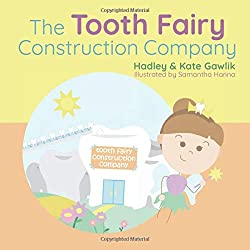 This book shares the fairy's construction company. Add this book to your tooth fairy ideas!
