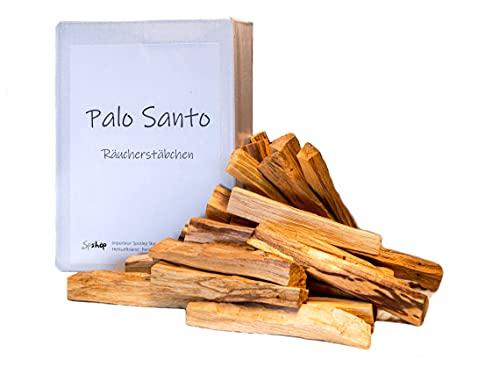 Palo Santo Räucherholz aus Peru 200g -...