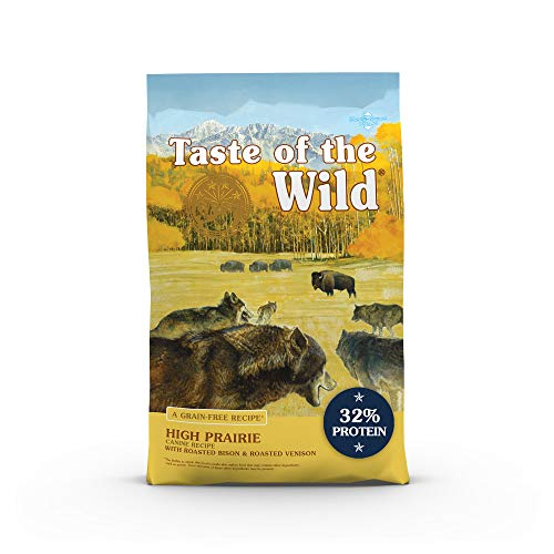 Taste of the Wild High Prairie Canine Grain-Free...
