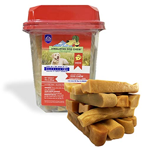Himalayan Dog Chew Large Bulk, 3 Pounds