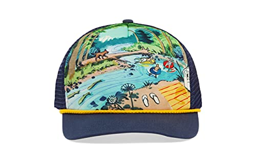 Sunday Afternoons Unisex-Adult Artist Series Cooling Truckers, Stream Dream, One Size