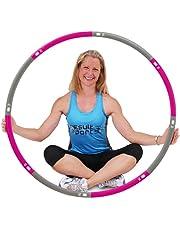 ResultSport s® skumvadderad nivå 1 rockring för fitnessövningar, med 1,2 kg (2,65 lb) vikt och 100 cm bred