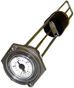 Rochester Gauges 8680 Series Flat Dial or 高品質 Oil Fuel Vertical 購買 Leve