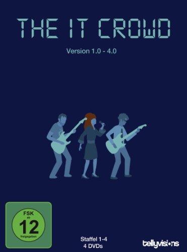 Version 1.0 - 4.0: Die kompletten Staffeln 1-4 (4 DVDs)