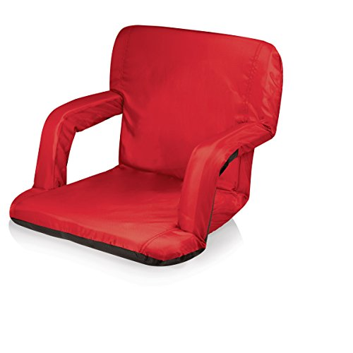 ONIVA - a Picnic Time Brand Ventura Reclining Stadium Seat, Red