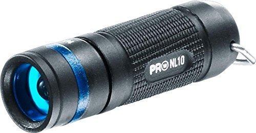 Umarex Walther Pro NL10 Mini Lampe Ronde, Noire, 0
