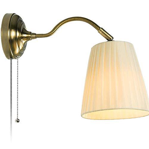 Sencillo pero bonito lámpara de pared Columpio contemporánea minimalista lámpara de pared de la lámpara de pared del brazo Opaca Marfil pantalla de la tela for la sala de estar Comedor Dormitorio Baño