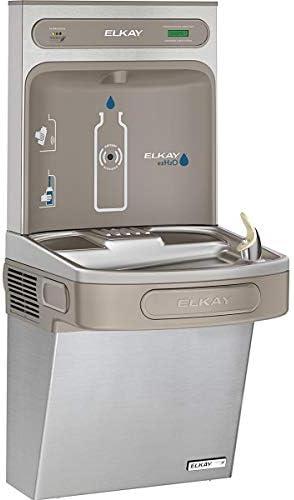 Elkay LZSG8WSSK EZH2O Bottle Filling Station Single ADA Cooler High Efficiency Filtered 8 GPH product image