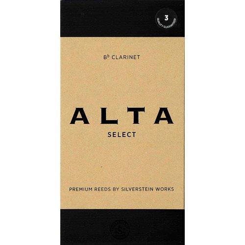 山野楽器 Silverstein(シルバースタイン)『Silverstein ALTA Select REEDs シルバースタイン アルタ セレクト リード』