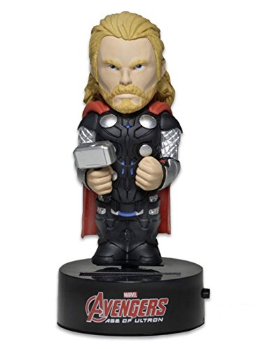 NECA Vengadores La Era de Ultrón Figura Movible Body Knocker Thor 15 cm