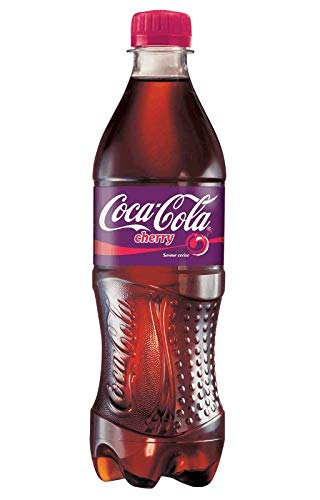 Coca-Cola Cherry 50cl (pack de 24)