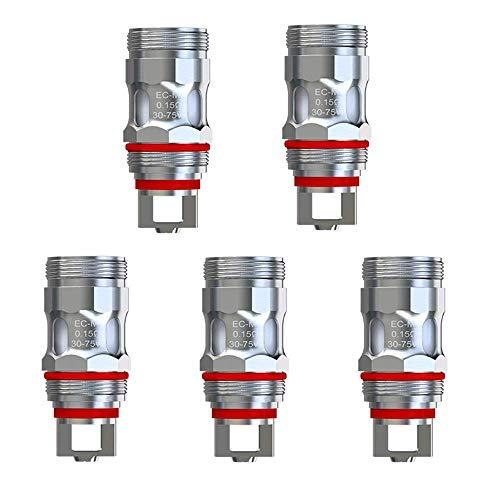 Tête de bobine originale d'ELea EC 0.3ohm / 0.5ohm EC-M EC-N 0.15ohm