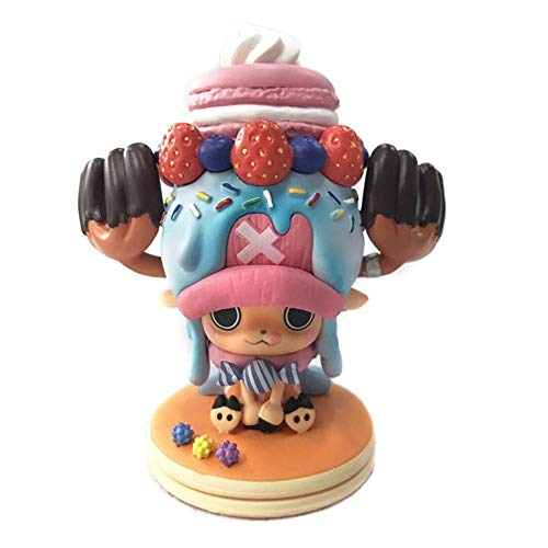 GUANGHHAO One Piece süße Tony Tony Chopper Anime Figur 11cm-Figur Dekoration Ornamente Sammlerstücke Spielzeug Animationen Charakter Modell