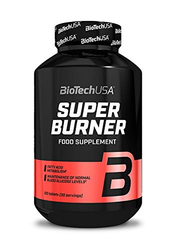 BioTech USA Super Fat Burner 2er Pack, (2 x 120 Kapseln) - 3