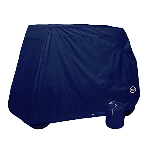 Greenline 2 Passenger Storage Covers by Eevelle, Universal Slip-on Fit, EZ-GO, Yamaha, Club Car