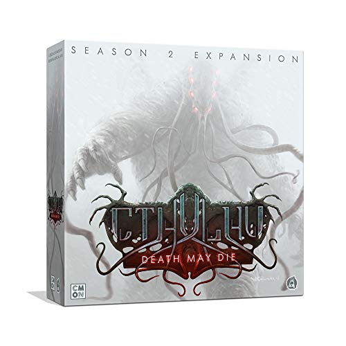 Season 2 Expansion Cthulhu: Death May Die English Version