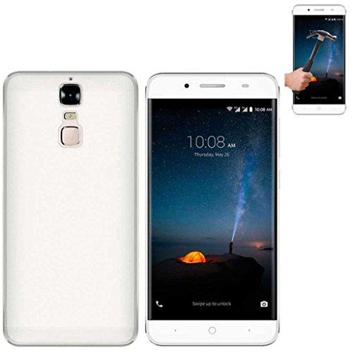 Todobarato24h Funda TPU Lisa Compatible con Zte Blade A610 Plus (4G) 5.5...