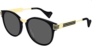 نظارات شمسية من غوتشي باطار اسود 0586SA 001