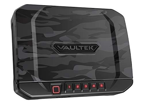 VAULTEK VT20i Biometric Handgun Safe Bluetooth...