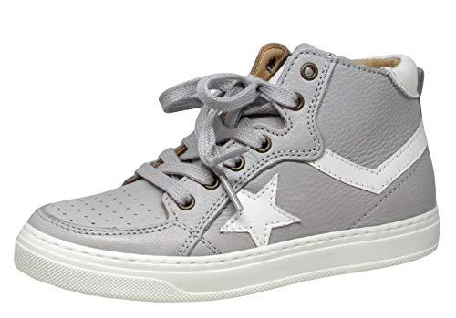 Bisgaard 30720.119 hoge sneakers voor kinderen, uniseks