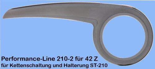 DEKAFORM Kettenschutz Performance Line 210-2 bis 42 Zähne* transparent